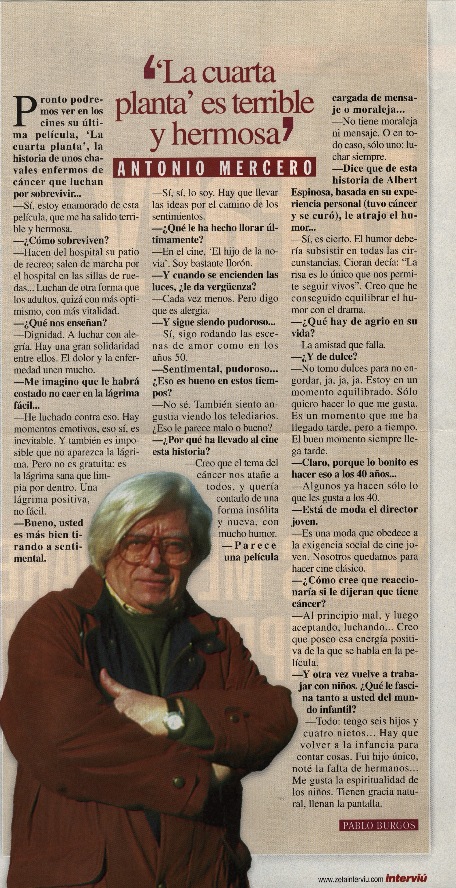 Antonio Mercero Virtual museum - Planta cuarta